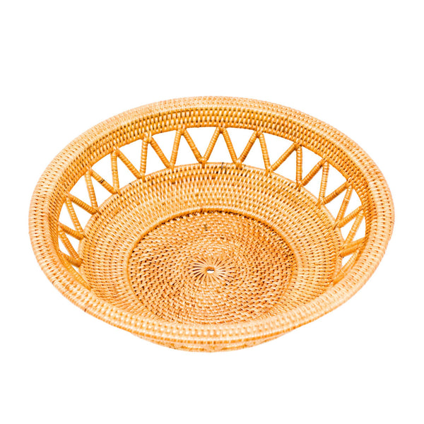 ADELINE WOVEN BOWLS - Set of 3