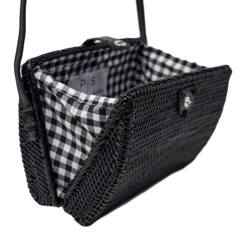 BRIDGET BAG {Black}