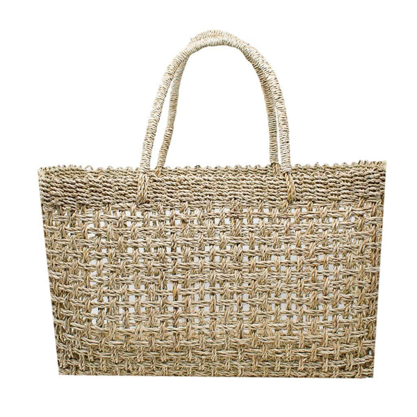 DRIFT NET TOTE {Wide}