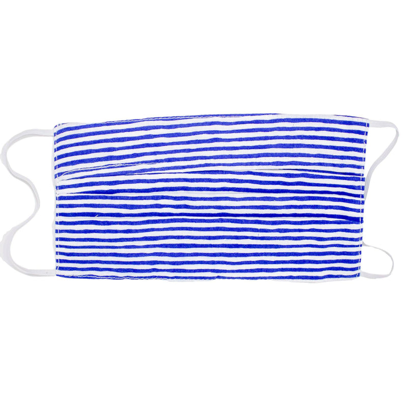 Face Mask - Nantucket Navy Stripe *BACKORDERED - WILL SHIP 8/15*