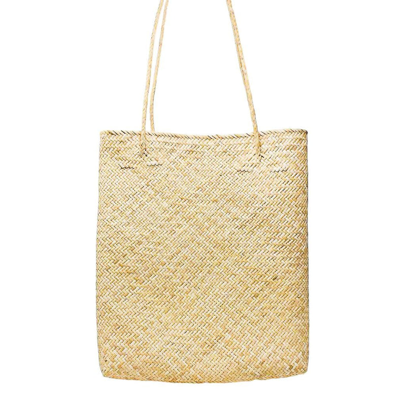 FLAT CHARLOTTE TOTE    *As seen in Southern Living!*   (July 2020)