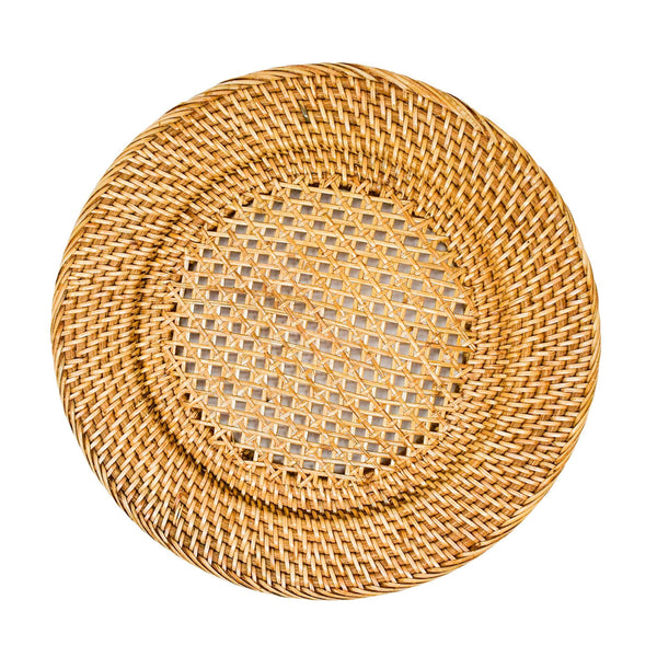 Isla Rattan Placemat / Charger