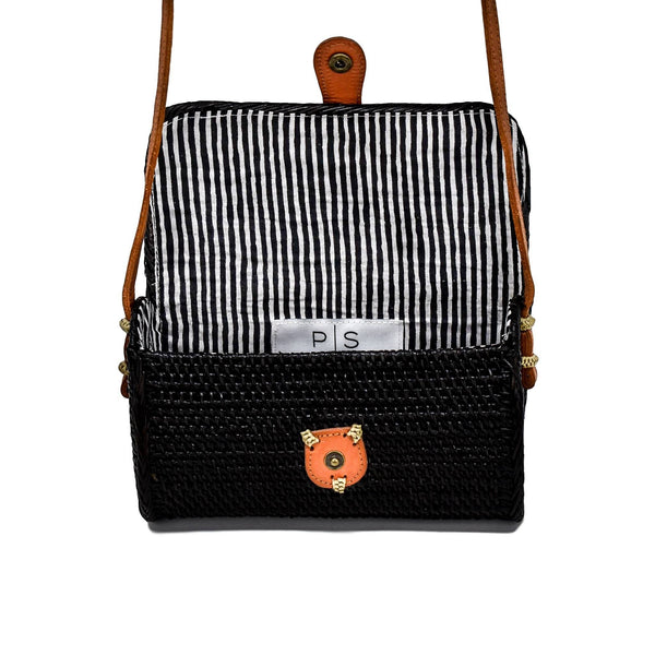 PIPPA BAG {Black}