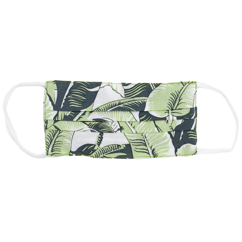 Face Mask - Signature Palm Leaf