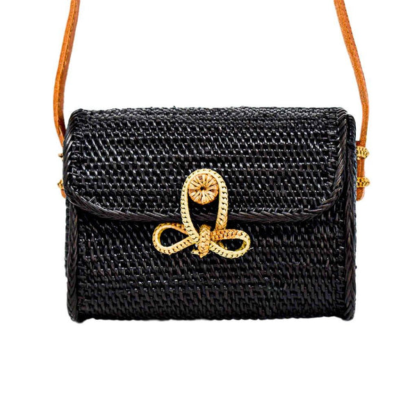 SOPHIA BAG {Black}