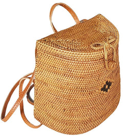 SUNDARA RATTAN BACKPACK