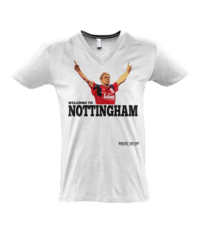 Psycho 'Welcome to Nottingham' T-Shirt
