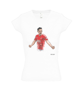 Zach Clough Womens T-Shirt