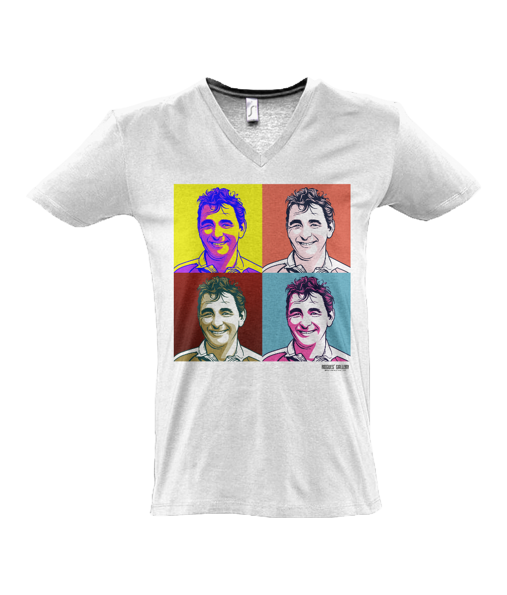Clough Pop Art Version C T-Shirt