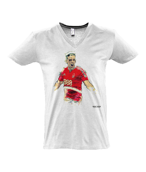 Zach Clough Arty T-Shirt