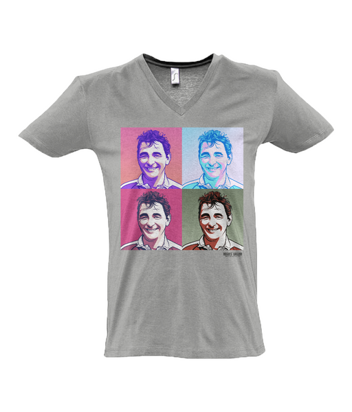 Clough Pop Art Version D T-Shirt