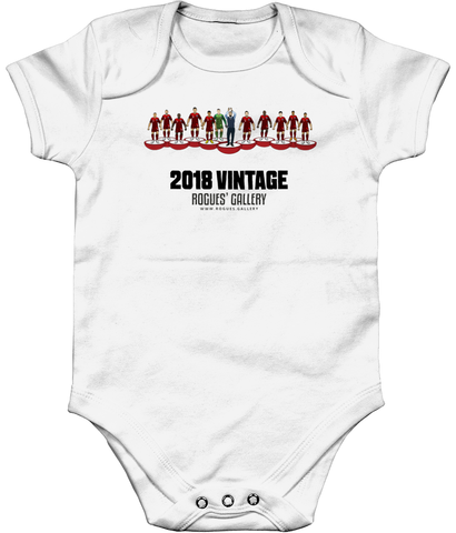 England World Cup 2018 Baby Bodysuit