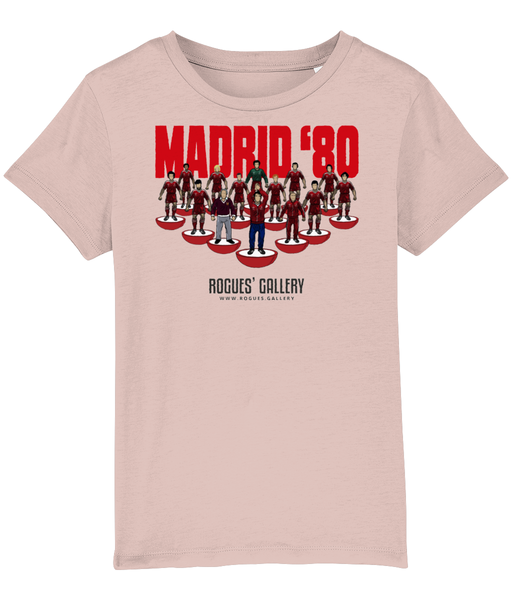 Madrid '80 Deluxe Kid's T-Shirt