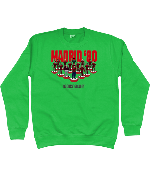 Madrid 80 Unisex Sweatshirt