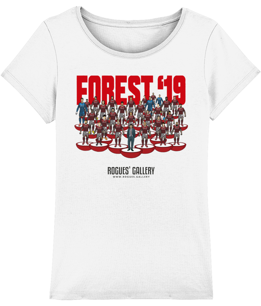 Forest 2019 Squad Women's Deluxe T-Shirt