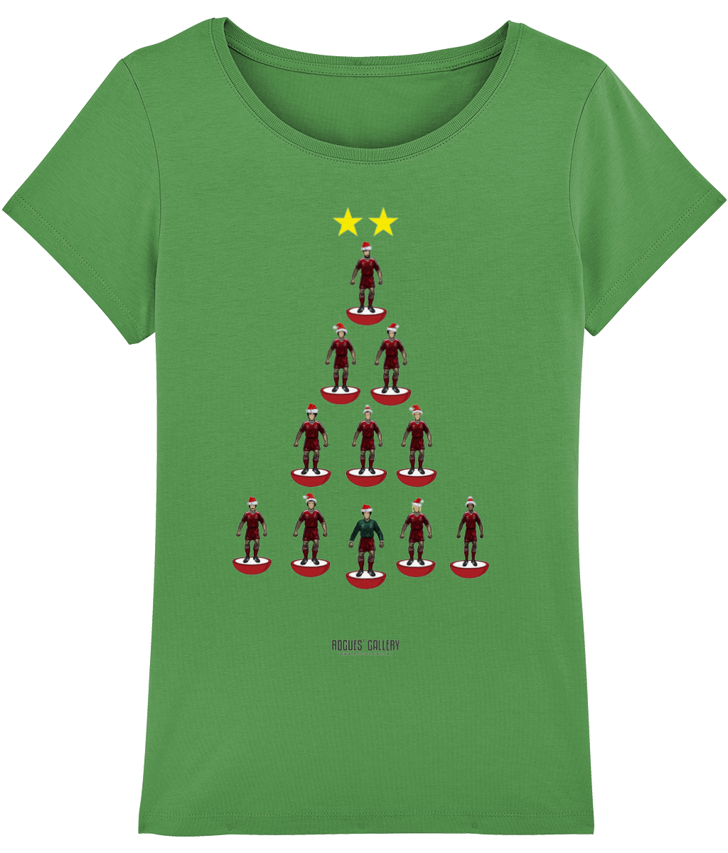 Forest Xmas Tree '79 Deluxe Women's T-Shirt