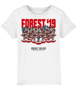 Forest 2019 Ballers Kid's T-Shirt