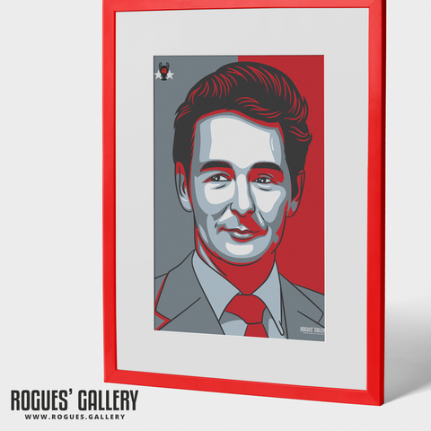 Brian Clough manager Nottingham Forest manager 40 years European Cup 1979 Winner genius OBE perfect dictator