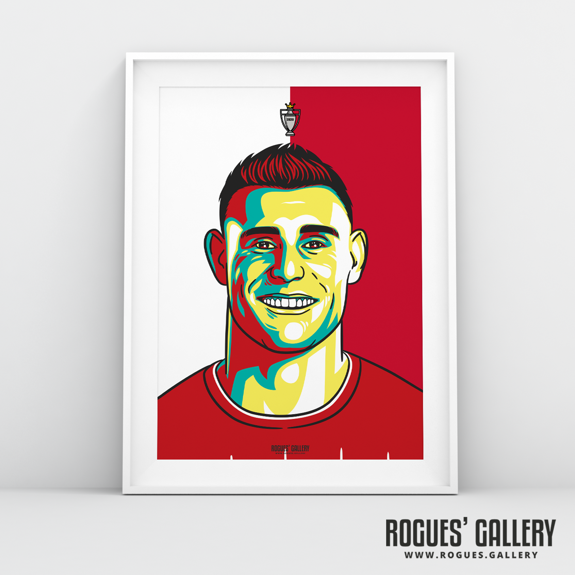 James Milner midfielder Liverpool FC Anfield Art print A3 Champions Limited Edition