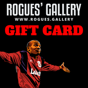 Rogues' Gallery Gift Card - £10-100 options available