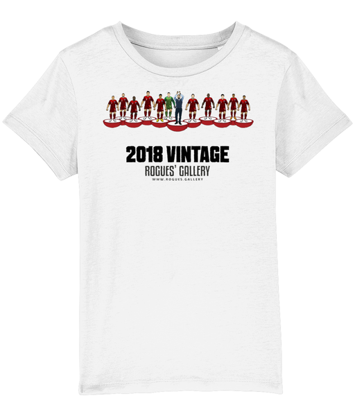 England World Cup 2018 Kid's T-Shirt
