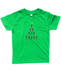 Forest Xmas Tree '79 Toddlers T-Shirt
