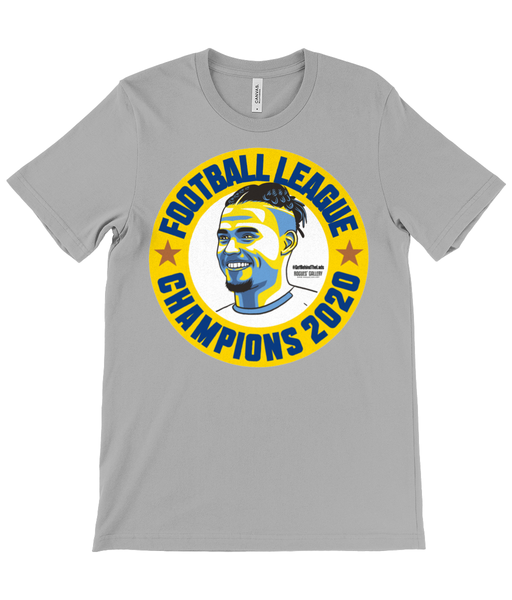 Kalvin Phillips Champions Leeds United 2020 unisex t-shirt grey