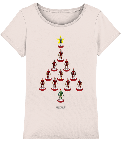 3 Lions Xmas Tree Deluxe Women's T-Shirt