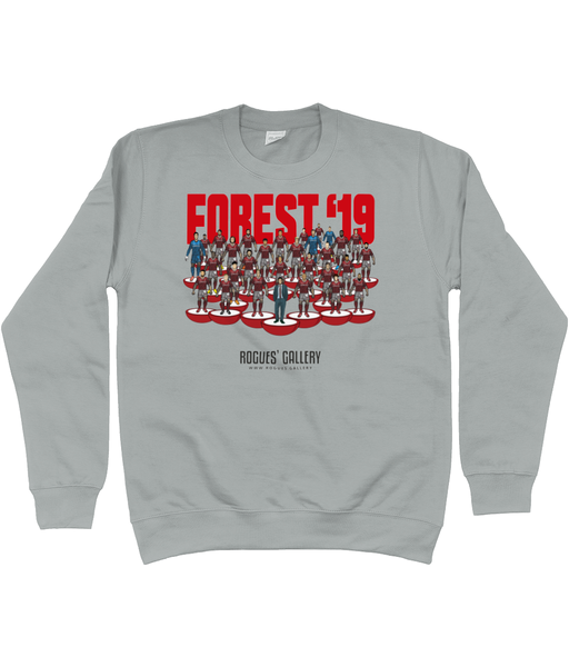 Forest 2018 Team Unisex Deluxe Sweatshirt