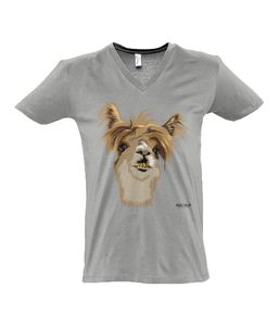Alpaca T-Shirt Design