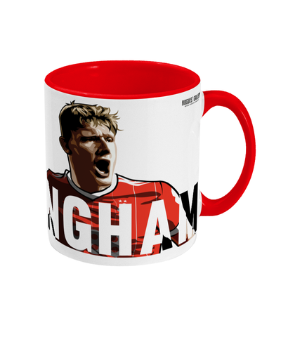 Captain Joe Welcome To Nottingham Mug