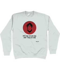 Give Him The Ball Unisex Sweatshirt