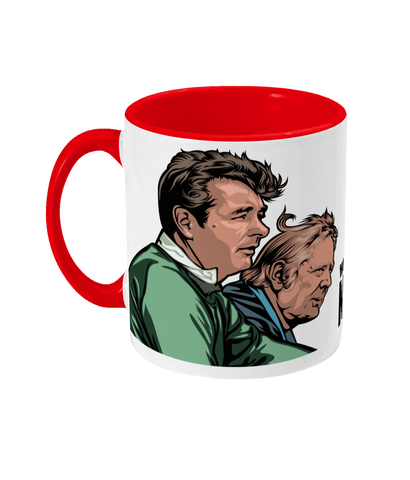 Clough & Taylor Welcome To Nottingham Mug