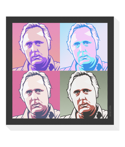 Peter Taylor Pop Art D Canvas