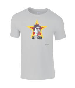 Aitor Karanka Red Army Forest T-Shirt NFFC