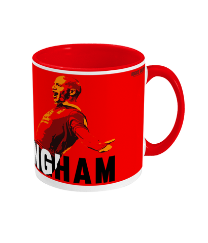 Mug Nottingham Forest Forza Garibaldi @NFFC City Ground
