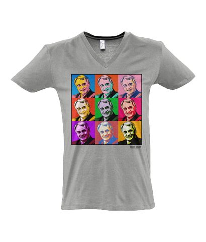Sir Bobby Pop Art T-Shirt