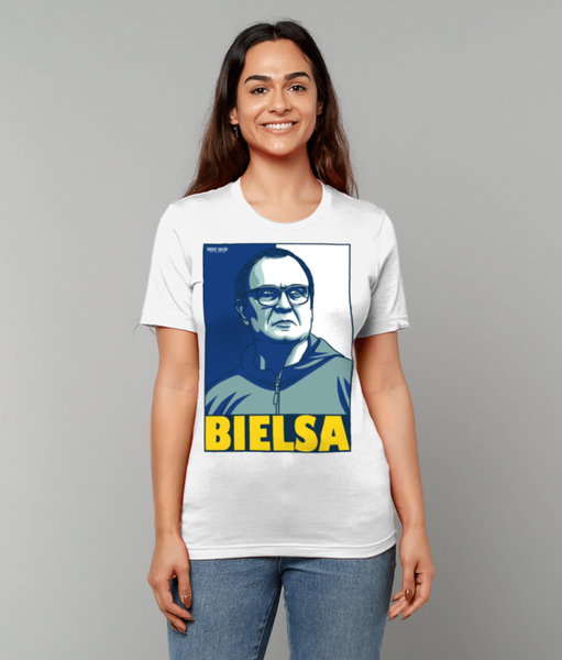 Marcelo Bielsa Icon T-Shirt tee
