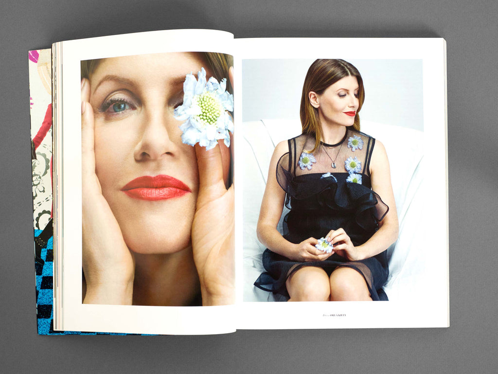 Sharon Horgan wears de Cosmi by Catherine Servel Pietra Necklace