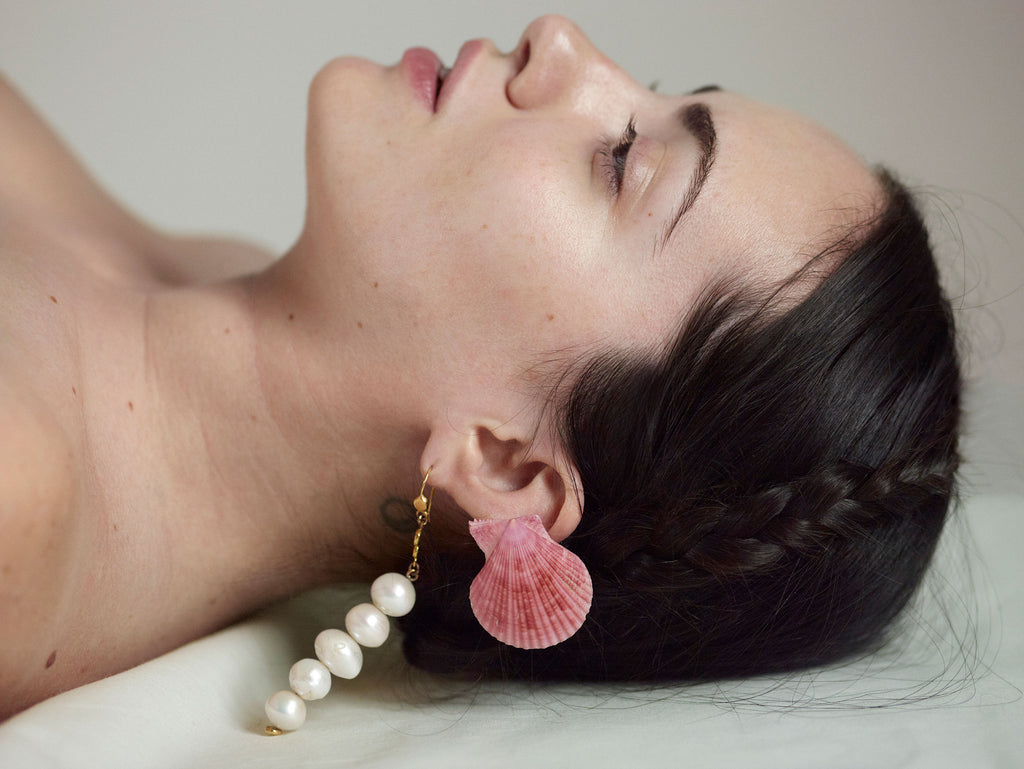 NEPTUNE Earrings | de Cosmi Fine Jewelry by Catherine Servel