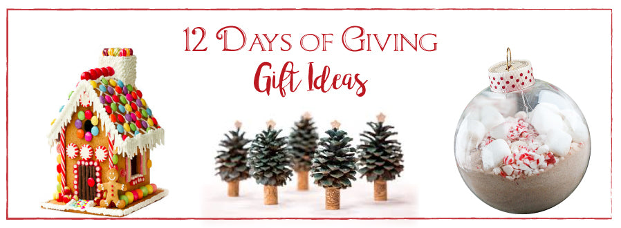 12 Days of Giving Inspiration