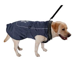 Large Dog Waterproof Jacket