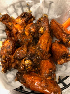 HOUSE SMOKED WINGS