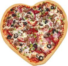 Vegan Love Specialty Pizza