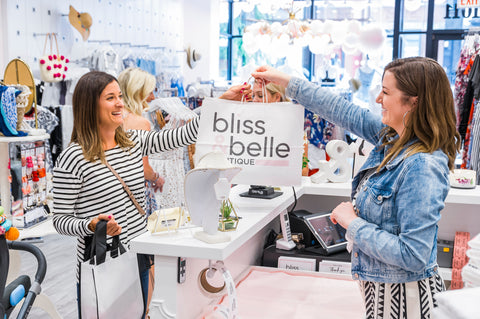 Bliss & Belle Boutique Shopping Event