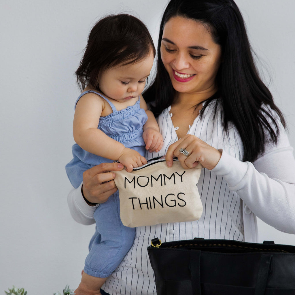 Mom/Baby Travel Pouches