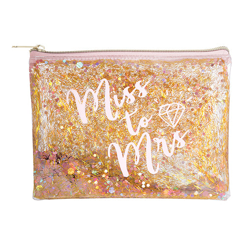 Miss to Mrs. Cosmetic Bag