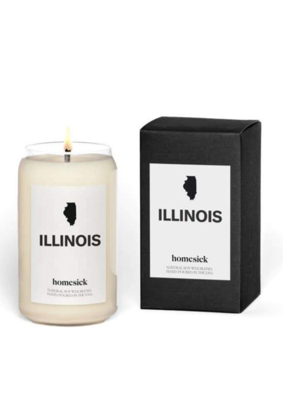 Illinois Candle