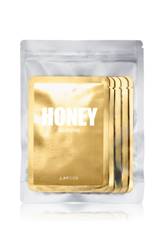 Honey Nourishing Daily Sheet Mask- Set of 5