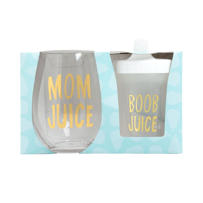 Mom Juice Gift Set